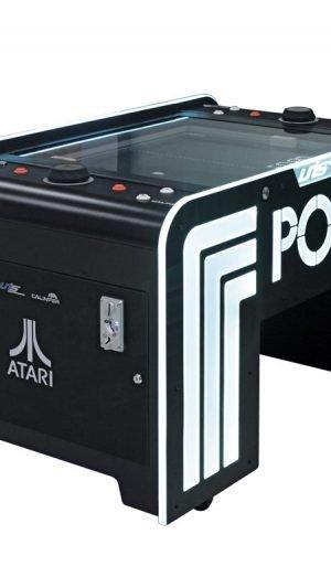 Atari Pong Arcade Table