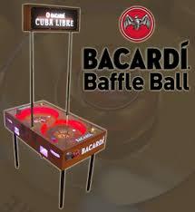 Bacardi Baffle Ball