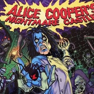 Alice Cooper Nightmare Castle