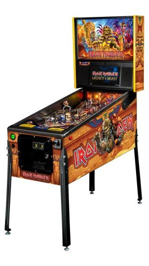 Iron Maiden Legacy of the Beast – Premium Edition