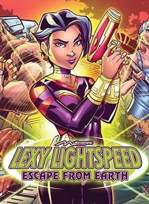 P3 Lexy Lightspeed – Gamekit