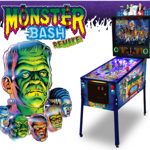 Monster Bash Remake – Limited Edition