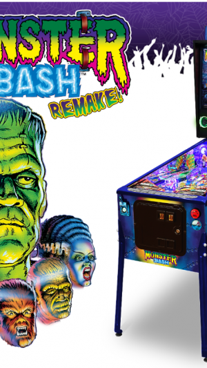 Monster Bash Remake – Limited Edition