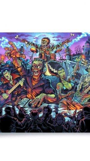 Alternatives Artwork – Monster Bash 14″x20″ Poster