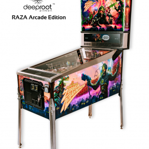 RAZA (Retro Atomic Zombie Adventure Land) Arcade Edition – Pre Order