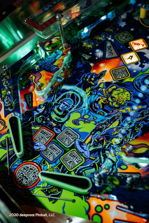 Deeproot Pinball Launch – RAZA