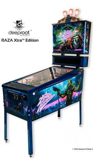 RAZA (Retro Atomic Zombie Adventure Land) Xtra Edition – Pre Order