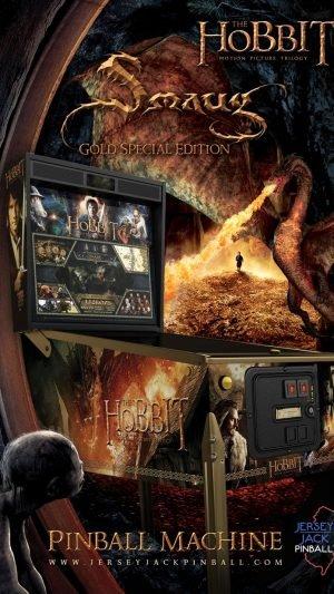 Hobbit – Smaug Gold Edition