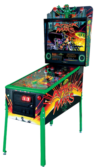 Attack from Mars Remake – Limited Edition