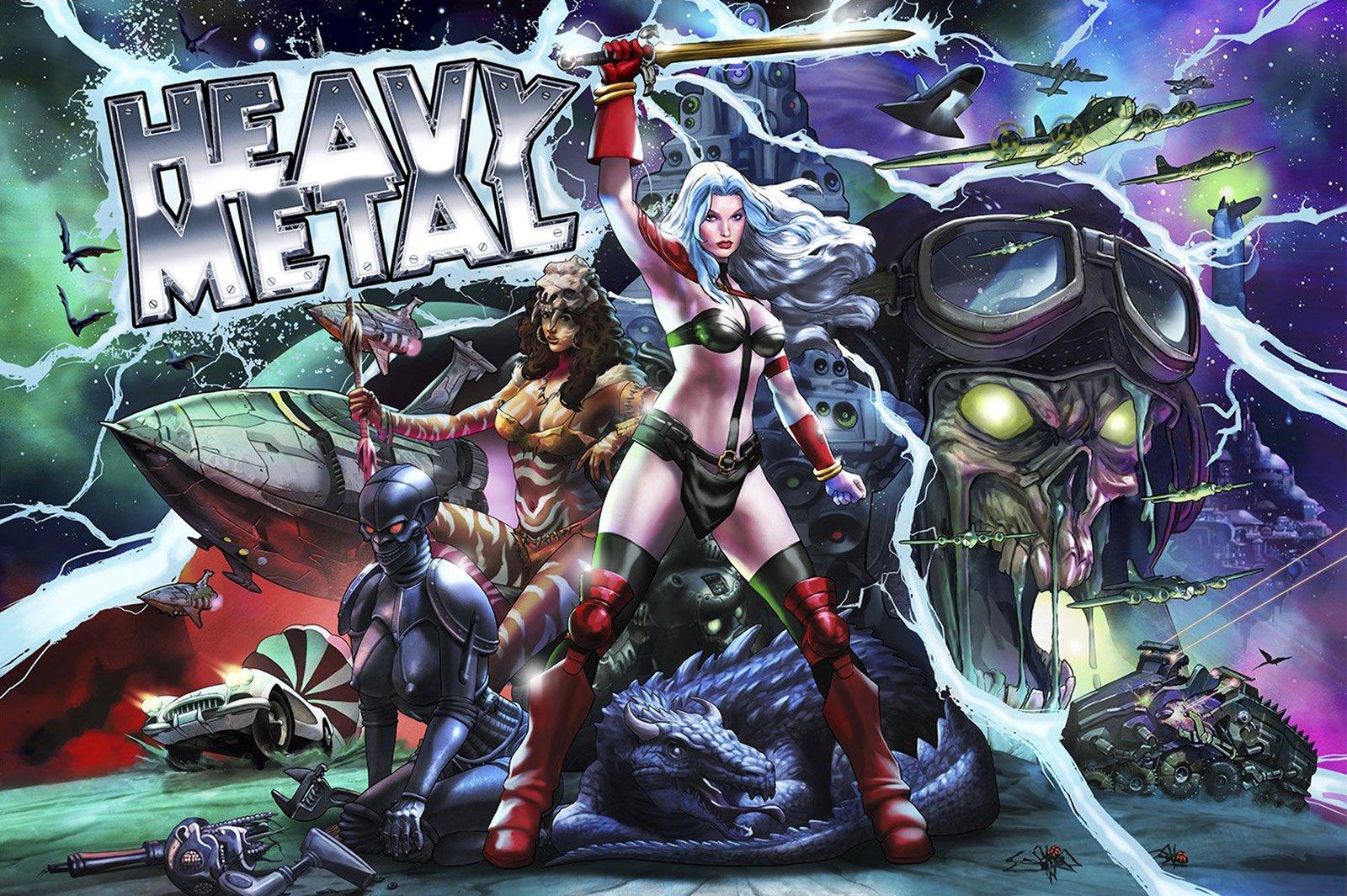 Heavy Metal Flipper