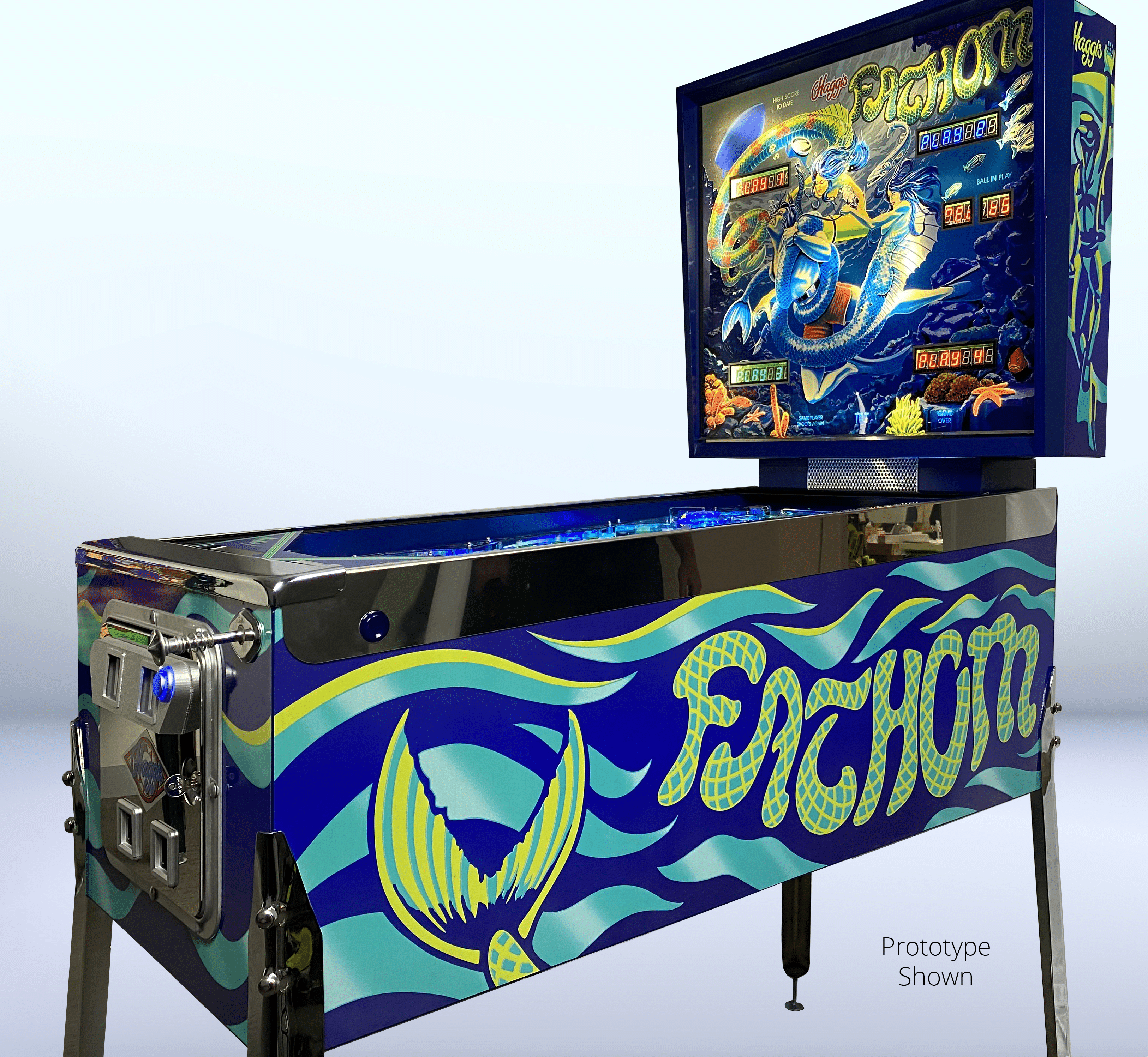 Fathom Classic by HAGGIS Pinball
