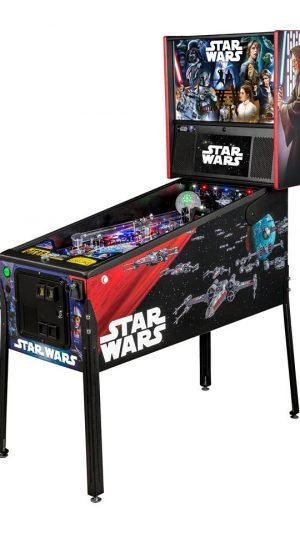 Star Wars Pro Edition – incl. Playfieldprotector und Fluo Plastic