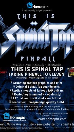 Spinal Tap – Interest List